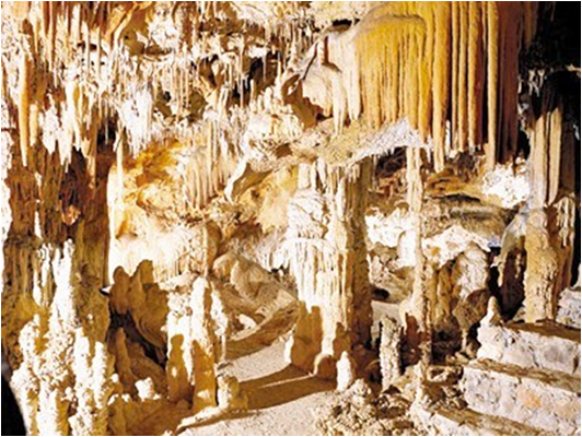 Caves of Benifallet