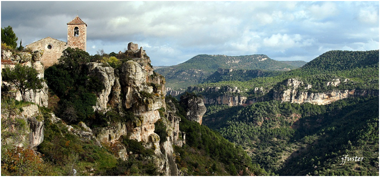 Siurana Historical Site